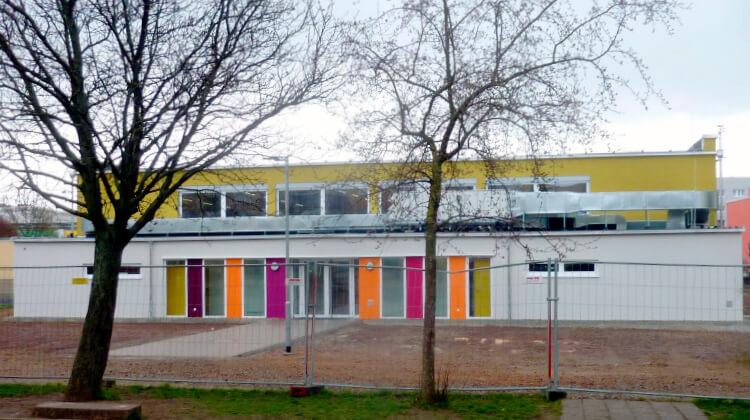 2018, Einfeldsporthalle, Grundschule am Pfeilergraben, Aschersleben