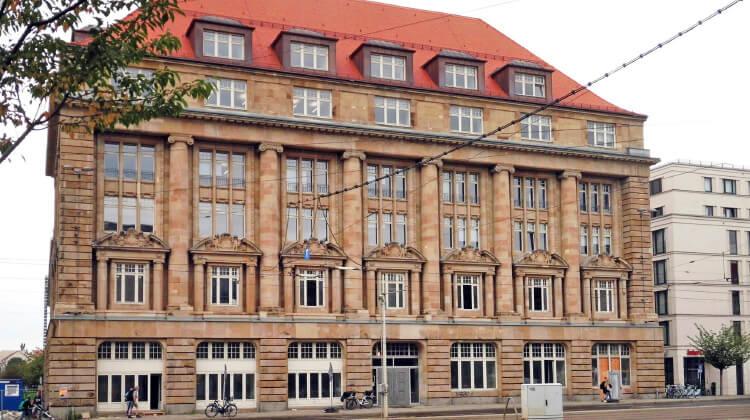 2019, ehem. Landratsamt, Tröndlinring 3, Leipzig